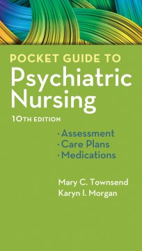Product Pocket Guide to Psychiatric Nursing