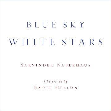 Product Blue Sky White Stars