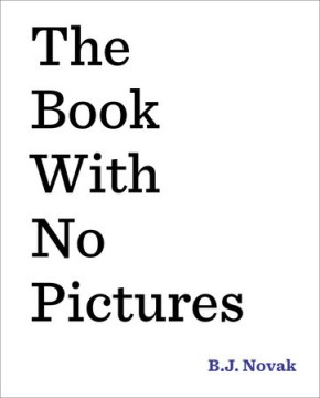 Product The Book With No Pictures