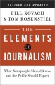 Product The Elements of Journalism