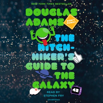 Product The Hitchhiker's Guide to the Galaxy