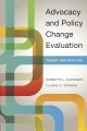 Product Advocacy and Policy Change Evaluation