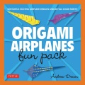 Product Origami Airplanes Fun Pack