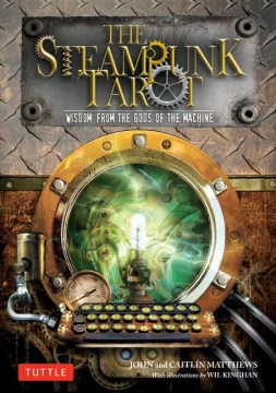 Product Steampunk Tarot: Wisdom from the Gods of the Machine