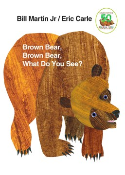 Product Brown Bear, Brown Bear, What Do You See?
