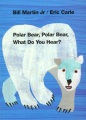 Product Polar Bear, Polar Bear, What Do You Hear?