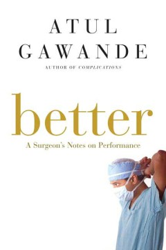 Product Better: A Surgeon's Notes on Performance