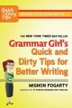 Product Grammar Girl's Quick and Dirty Tips for Better Writing