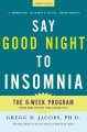 Product Say Good Night to Insomnia