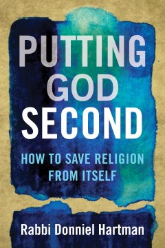Product Putting God Second: How to Save Religion from Itself