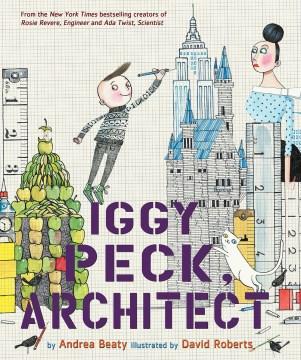 Product Iggy Peck, Architect
