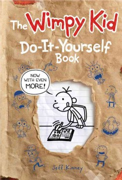 Product The Wimpy Kid Do-it-yourself Book