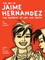 Product The Art of Jaime Hernandez: The Secrets of Life and Death
