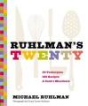 Product Ruhlman's Twenty
