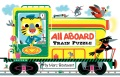 Product All Aboard Train Puzzle