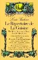 Product Le Repertoire De La Cuisine: A Guide to Fine Foods