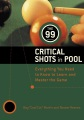 Product The 99 Critical Shots in Pool