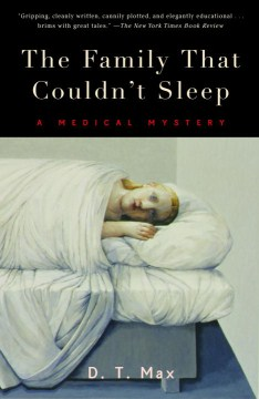 Product The Family That Couldn't Sleep: A Medical Mystery