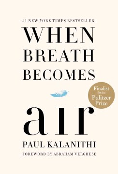 Product When Breath Becomes Air