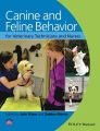 Product Canine and Feline Behavior for Veterinary Technici