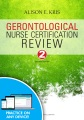 Product Gerontological Nurse Certification Review
