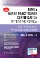 Product Family Nurse Practitioner Certification Intensive