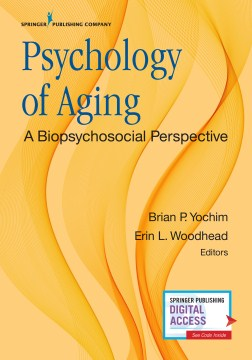 Product Psychology of Aging: A Biopsychosocial Perspective