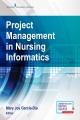 Product Project Management in Nursing Informatics