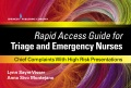Product Rapid Access Guide for Triage and Emergency Nurses: Chief Complaints with High-Risk Presentations