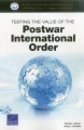 Product Testing the Value of the Postwar International Ord
