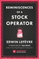 Product Reminiscences of a Stock Operator
