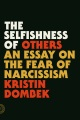 Product The Selfishness of Others
