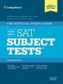 Product The Official Study Guide for All SAT Subject Tests