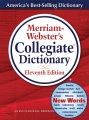 Product Merriam-Webster's Collegiate Dictionary