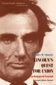Product Lincoln's Quest for Union: A Psychological Portrait
