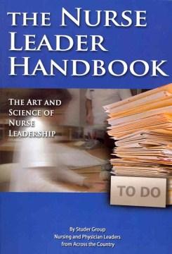 Product The Nurse Leader Handbook: The Art and Science of Nurse Leadership