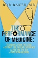 Product The Performance of Medicine