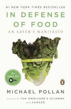 Product In Defense of Food: An Eater's Manifesto