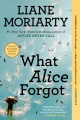 Product What Alice Forgot