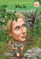 Product Who Is Jane Goodall?