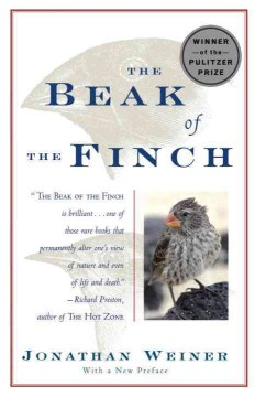 Product The Beak of the Finch: A Story of Evolution in Our Time