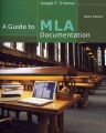 Product A Guide to MLA Documentation: With an Appendix on Apa Style