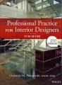 Product Professional Practice for Interior Designers