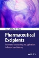 Product Pharmaceutical Excipients
