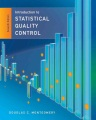 Product Introduction to Statistical Quality Control