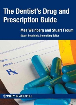 Product The Dentist's Drug and Prescription Guide