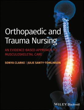 Product Orthopaedic and Trauma Nursing: An Evidence-based Approach to Musculoskeletal Care