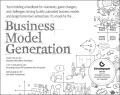 Product Business Model Generation