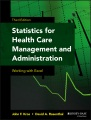 Product Statistics for Health Care Management and Administ