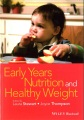 Product Early Years Nutrition and Healthy Weight